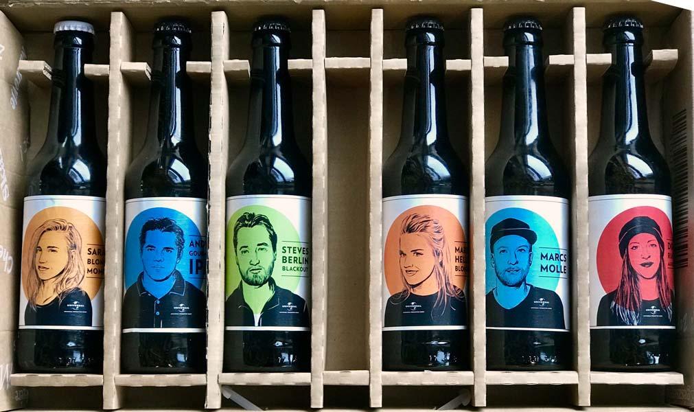 Universal Bierflaschen