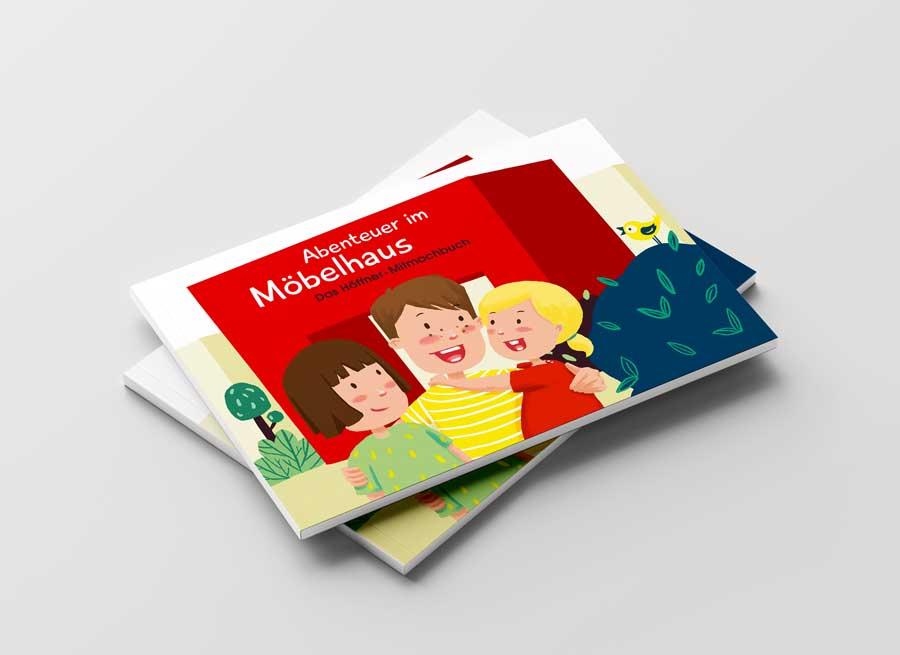 Möbel Höffner Kinderbuch